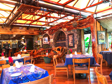 マウイ島で一番お薦めのレストラン、Mama's Fish House~2