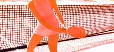 ツーハンド・バックハンドのティップス:ピックルボール52